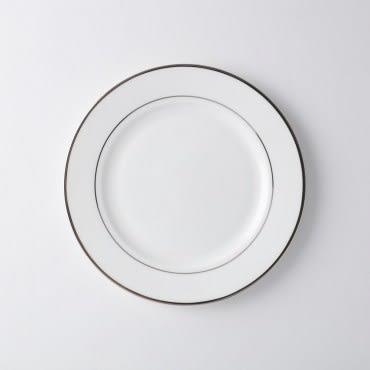 HOLA銀迴骨瓷平盤25.5cm