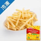 龍鳳金脆薯條 400G /包【愛買冷凍】