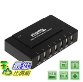 [美國直購] Plugable USB3-HUB7BC 7孔 集線器 USB 3.0 SuperSpeed Charging Hub with 60W Power Adapter