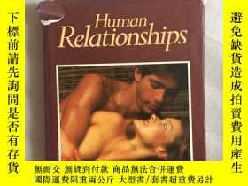 二手書博民逛書店Human罕見RelationshipsY234641 Human Relationships 看圖