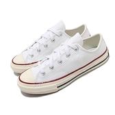 Converse 休閒鞋 Chuck Taylor All Star 70 白 米白 童鞋 中童鞋 帆布鞋 運動鞋 【ACS】 368988C