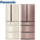 『Panasonic』國際牌 601L 1級日製變頻6門電冰箱 NR-F604VT**免運費+基本安裝+舊機回收**