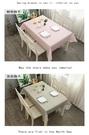桌墊 北歐餐桌布防水防油防燙免洗PVC網紅桌布書桌ins學生茶幾桌墊布藝JD計書 618狂歡