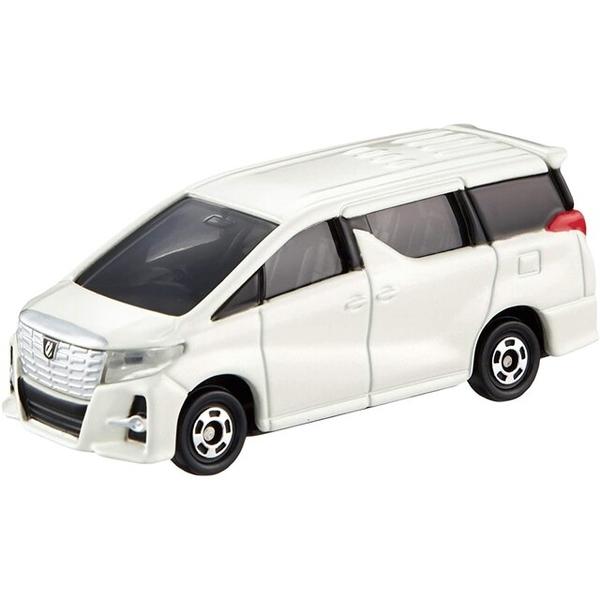 小禮堂 Tomica多美小汽車 Toyota Alphard 休旅車 12 4904810-82484