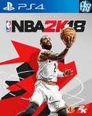 PS4-二手片 NBA 2K18 一般中文版  PLAY-小無電玩