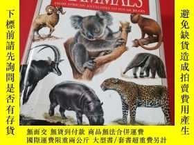 二手書博民逛書店MAMMALS罕見(哺乳動物)Y251418