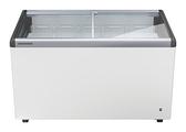 德國利勃LIEBHERR 4尺2 弧型玻璃推拉冷凍櫃250L EFI-3553 附LED燈