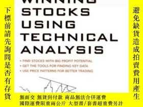 二手書博民逛書店Select罕見Winning Stocks Using Tec