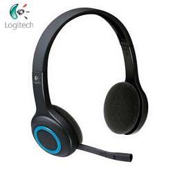 Logitech 羅技 H600 2.4G 無線耳機麥克風