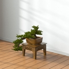 花架 客廳花架子落地式陽臺花架置物架實木室內綠蘿花架簡約花幾花盆架
