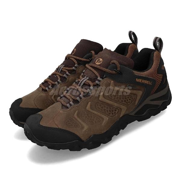 Merrell 戶外鞋 Chameleon Shift Gore-Tex 黑 灰 男鞋 運動鞋 防水 越野【PUMP306】 ML64971