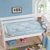 可定做兒童幼兒園床墊兒童午睡墊褥小床褥冬夏兩用床墊被【快速出貨】