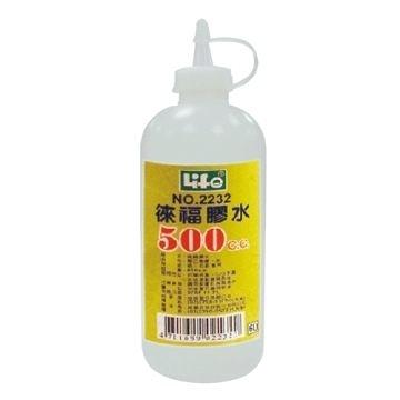 LIFE 膠水 500c.c / 瓶 (NO.2232)