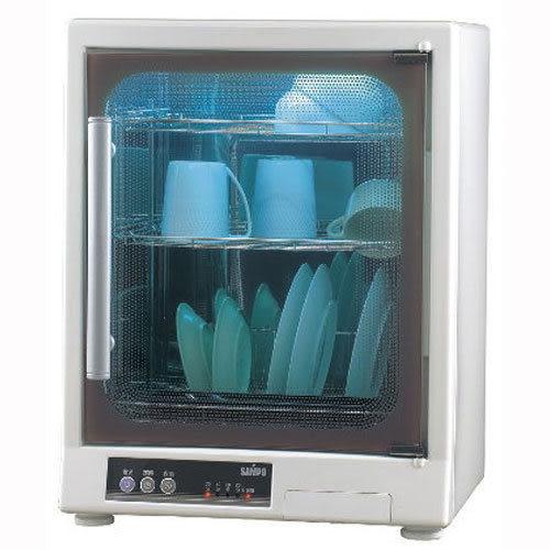 聲寶 三層光觸媒紫外線烘碗機【KB-GD65U】***含運費***
