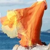 2019春夏新款半身裙 8米大擺裙復古長裙 夏波西米亞半身雪紡長裙 依凡卡時尚