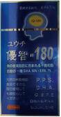 元氣健康館 日本進口優智-180 PPS.DHA.GBFE