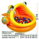 兒童充氣游泳池玩具家庭嬰兒洗澡浴盆SQ2462『樂愛居家館』