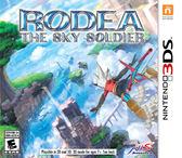 3DS Rodea the Sky Soldier 天空機士羅迪亞(美版代購)