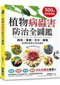 500張病症實境照!植物病蟲害防治全圖鑑:4大分類法速查,蔬菜X果樹X花木X觀葉
