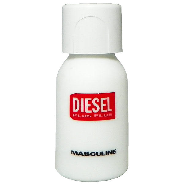 Diesel Plus Plus Masculine 牛奶瓶男性淡香水 75ml