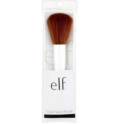【愛來客】美國ELF彩妝 Total Face brush 蜜粉刷 腮紅刷#24112