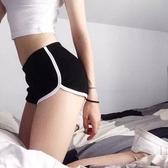健身短褲健身瑜伽褲子跑步運動超短褲女夏防走光打底緊身性感顯瘦外穿熱褲 衣間迷你屋