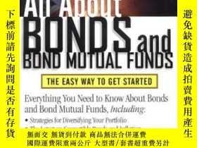 二手書博民逛書店All罕見About Bonds And Bond Mutual FundsY364682 Esme Faer