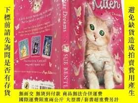 二手書博民逛書店magic罕見kitten:魔法小貓Y200392