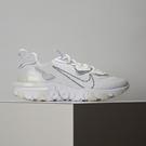 Nike React Vision Ess 女鞋 白灰 運動 輕量 舒適 避震 簡約 休閒鞋 CW0730-100