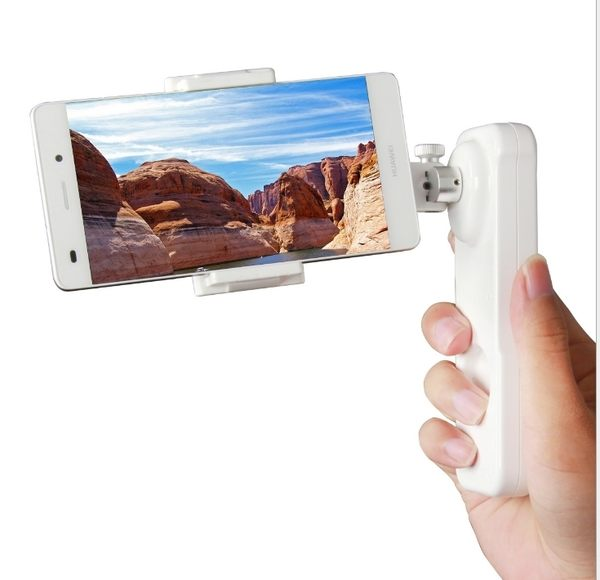 自拍直播必備 手機二軸穩定器 穩定拍照 GoPro i6s i7 S7 XZ 5.5寸以下手機可用