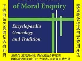 二手書博民逛書店Three罕見Rival Versions Of Moral EnquiryY364682 Alasdair