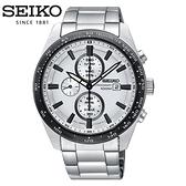 SEIKO精工 CRITERIA 太陽能 運動腕錶 V176-0AV0W (SSC653P1) 42mm