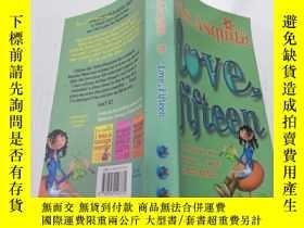 二手書博民逛書店Love,罕見Fifteen愛,十五歲Y212829