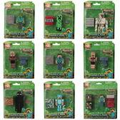 我的世界玩具模型拼裝積木人偶公仔兼容樂高積木Minecraft小人仔兒童wy