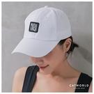 Catworld MARIA英文字刺繡棒球帽【18003756】‧F