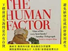 二手書博民逛書店格雷厄姆·格林罕見The Human Factor by Gra