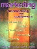 二手書博民逛書店《Marketing: Connecting With Cust