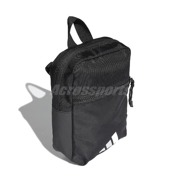 adidas 側背包 Parkhood Organiser Bag 黑 包包 愛迪達 男女款【ACS】 FS0281