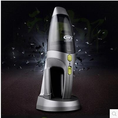 無線車載吸塵器大功率家車兩用超靜音手持式強力充電吸塵器鋰電池