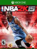 X1 NBA 2K15(美版代購)