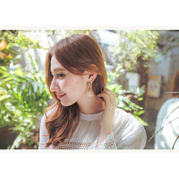 耳環 復古 鑲鑽 鏤空 流蘇 耳釘 耳環【DD160214】 BOBI  04/20