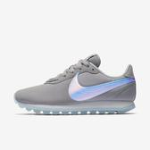 Nike W Pre-love O.x. [AO3166-001] 男女鞋 運動 休閒 慢跑 炫光 流行 穿搭 灰 白