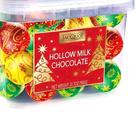 [COSCO代購] W132484 Jacquot 耶誕節造型巧克力桶 900公克