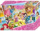 迪士尼公主 520片盒裝拼圖 (C) QFR01C 根華 (購潮8) Disney 白雪公主 睡美人 美女與野獸