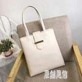 高級感大容量女大包包手提包韓版公文包女包托特包時尚百搭單肩包xy3854【原創風館】