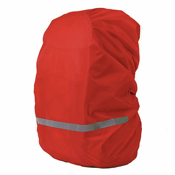 ❖限今日-超取299免運❖L 反光背包罩 防水套 防塵罩 防雨罩 戶外背包罩 反光條【H066】