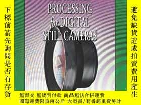 二手書博民逛書店Image罕見Sensors And Signal Processing For Digital Still Ca