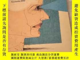 二手書博民逛書店WPP罕見Annual Report and Accounts 2002【16開版本】Y21714 出版