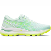 Asics Gel-nimbus 22 [1012A663-300] 女鞋 慢跑 運動 休閒 輕量 支撐 緩衝 彈力 綠