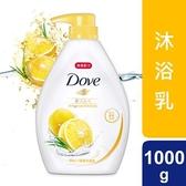 多芬舒活水嫩沐浴乳1000g【愛買】